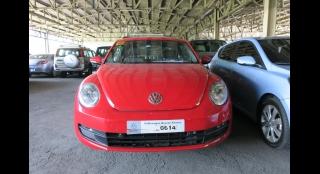 2014 Volkswagen Beetle Basic 1.2 TSI MT
