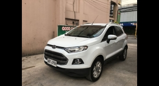 2016 Ford EcoSport 1.5L Titanium Powershift Black Edition