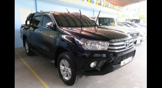 2017 Toyota Hilux 2.4L AT Diesel