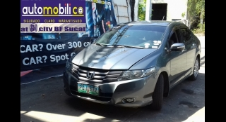 2011 Honda City 1.5 E AT