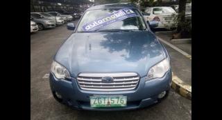 2007 Subaru Outback 3.0R