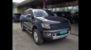 2013 Ford Ranger Wildtrak (4X4) AT