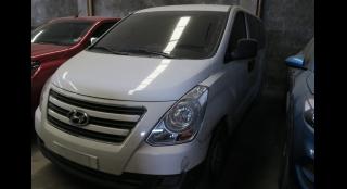2016 Hyundai Grand Starex 2.5 GL MT