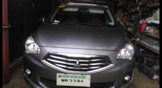 2016 Mitsubishi Mirage G4 GLS MT