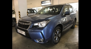 2017 Subaru Forester 2.0L AT Gasoline