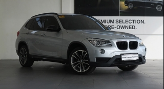 2014 BMW X1 2.0L AT Diesel