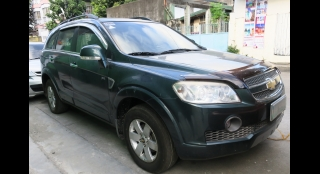 2008 Chevrolet Captiva 2.4L Gas 4x2 LS