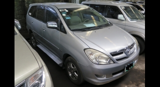 2008 Toyota Innova V Gas AT