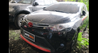2015 Toyota Vios 1.5L MT Gasoline