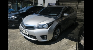 2014 Toyota Corolla Altis 1.6L AT Gasoline