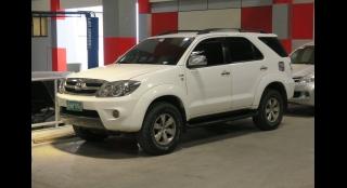 2007 Toyota Fortuner G Diesel AT