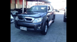 2008 Toyota Hilux G (4X2) MT Diesel