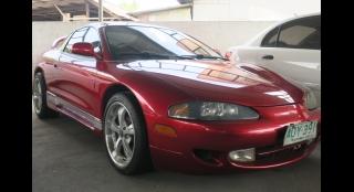 1998 Mitsubishi Eclipse 2.0L MT Gasoline
