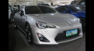 2013 Toyota 86 2.0 AT
