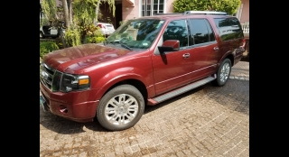 2013 Ford Expedition 5.4L AT Gasoline