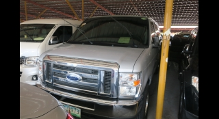 2014 Ford E-150 4.5L AT Gasoline