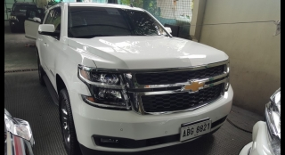 2015 Chevrolet Suburban 5.3L AT Gasoline