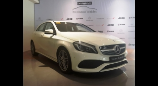 2016 Mercedes-Benz A-Class 1.6L AT Gasoline