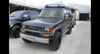 1990 Toyota Land Cruiser Prado 3.0L AT Diesel