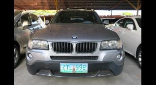2009 BMW X3 2.0d