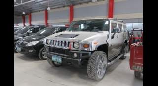 2006 Hummer H2 6.2L AT Gasoline