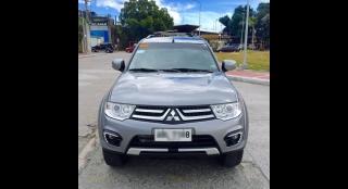 2015 Mitsubishi Montero Sport 2.5L MT Diesel