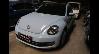 2014 Volkswagen Beetle Design 1.4 TSI DSG