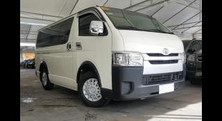 2015 Toyota Hiace Commuter