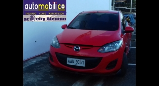 2014 Mazda 2 Hatchback 1.3L MT Gasoline