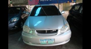 2006 Toyota Corolla Altis 1.6 G AT