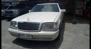 1994 Mercedes-Benz S-Class S 280