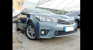 2015 Toyota Corolla Altis 1.6G AT