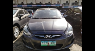 2013 Hyundai Accent Hatchback 1.6 MT