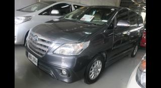 2015 Toyota Innova 2.5L AT Diesel