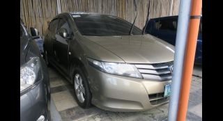 2011 Honda City S AT