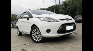 2012 Ford Fiesta Hatchback 1.4L MT GAS
