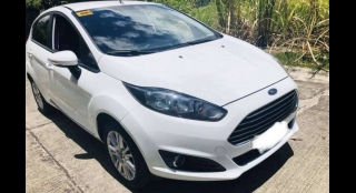 2015 Ford Fiesta Hatchback Trend MT