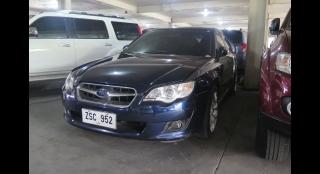 2009 Subaru Legacy 2.0R