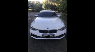 2016 BMW 3-Series Sedan 1.8L AT Diesel