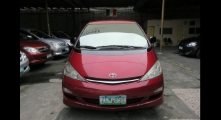 2006 Toyota Previa 2.4L AT Gasoline