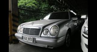 1996 Mercedes-Benz E-Class 2.3L AT Gasoline