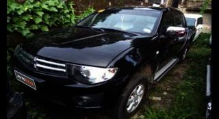 2014 Mitsubishi Strada 2.5L AT Diesel