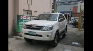 2008 Toyota Fortuner 2.7G AT