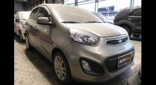 2014 Kia Picanto 1.0L AT Gasoline
