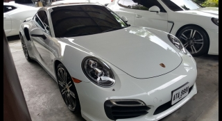 2015 Porsche 991 Turbo S Targa 3.8L AT Gasoline