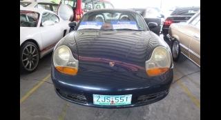 2000 Porsche Boxster 3.4L MT Gasoline