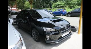 2014 Subaru Impreza WRX STi 2.5L MT Gasoline