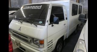 2016 Mitsubishi L300 FB Exceed