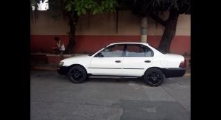 1995 Toyota corolla 1.6L MT Gasoline