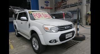2014 Ford Everest 2.5L AT Diesel